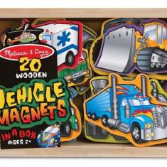 Vehicule Cu Magneti Melissa And Doug - Masinuta electrica copii Melissa & Doug
