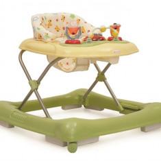 Premergator Copii Si Bebe Cangaroo Steps Verde, 1-3 ani