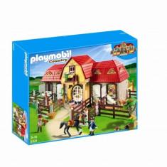 Ferma Mare Cu Padoc Playmobil