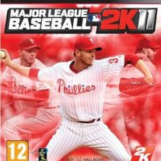 Major League Baseball 2K11 Ps3 - Jocuri PS3 Take 2 Interactive, Sporturi, 12+
