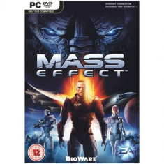 Mass Effect Pc, Shooting, 18+, Single player, Electronic Arts