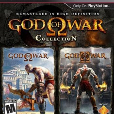 God Of War Collection Ps3 - Jocuri PS3 Sony, Shooting, 18+