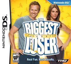 The Biggest Loser Nintendo Ds foto mare