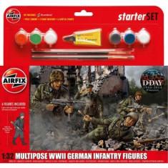 Kit Constructie Infanterie Germana - Set de constructie Airfix