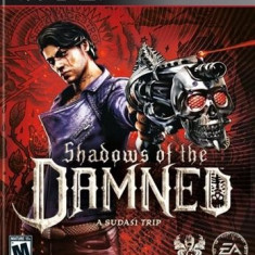 Shadows Of The Damned Ps3 - Jocuri PS3 Electronic Arts