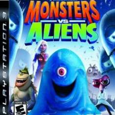 Monsters Vs. Aliens Ps3 - Jocuri PS3 Activision