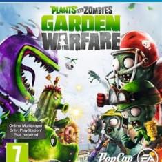 Plants Vs Zombies Garden Warfare Ps4 - Jocuri PS4, Arcade, 12+
