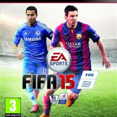 Fifa 15 Ps3 - Jocuri PS3 Electronic Arts, Sporturi, 3+