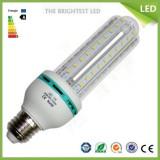 Bec LED 12W E27 3U Alb rece Economic Becuri Economice, Rece (4100 - 4999 K)