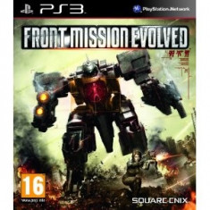 Front Mission Evolved Ps3 - Jocuri PS3 Square Enix