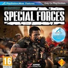 Socom Special Forces (Move) Ps3