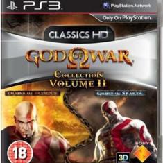 God Of War Hd Collection Volume 2 Ps3 - Jocuri PS3 Sony, Shooting, 18+