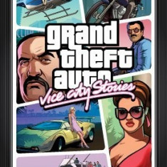 Grand Theft Auto Vice City Stories Psp - Jocuri PSP Rockstar Games, Actiune, 18+