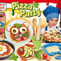 Set Joaca - Pizza Party - Clementoni Cl60188 - Jocuri Logica si inteligenta