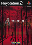 Resident Evil 4 Ps2, Capcom