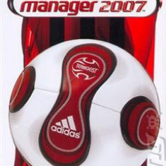 Championship Manager 2007 Psp - Jocuri PSP Eidos