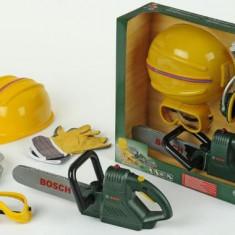 Trusa Cu Drujba Casca Accesorii Bosch - Spatiu de joaca