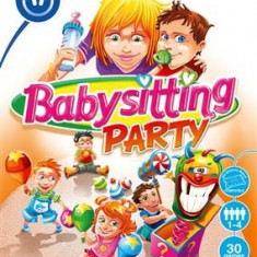 Babysitting Party Nintendo Wii - Jocuri WII Ubisoft, Actiune, 3+