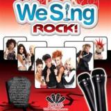 We Sing Rock Bundle (With 2 Mic) Nintendo Wii - Jocuri WII, Simulatoare, 12+