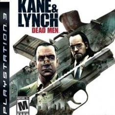 Kane & Lynch Dead Men Ps3 - Jocuri PS3 Eidos