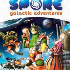Spore Galactic Adventures Pc, Actiune, 12+, Single player, Electronic Arts