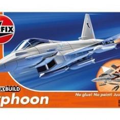 Macheta Avion De Construit Eurofighter Typhoon - Jocuri Seturi constructie Airfix