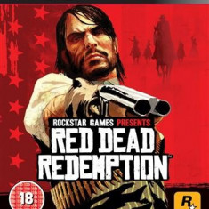 Red Dead Redemption Ps3 - Jocuri PS3, Shooting, 18+