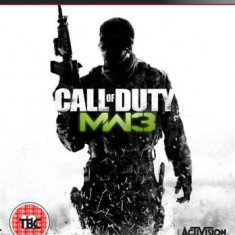 Call Of Duty Modern Warfare 3 Ps3 - Jocuri PS3 Activision, Shooting, 18+