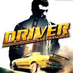 Driver San Francisco Nintendo Wii - Jocuri WII Ubisoft, Curse auto-moto, 12+