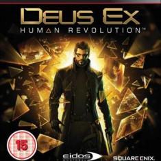 Deus Ex 3 Human Revolution Ps3 - Jocuri PS3 Square Enix, Actiune, 16+