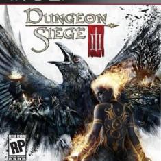 Dungeon Siege Iii Ps3 - Jocuri PS3 Square Enix, Actiune, 12+