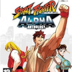 Street Fighter Alpha Anthology Ps2 - Jocuri PS2 Capcom