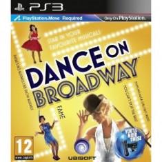 Dance On Broadway (Move) Ps3 - Jocuri PS3 Ubisoft, Simulatoare, 3+