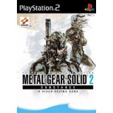 Metal Gear Solid 2 Substance Ps2, Konami