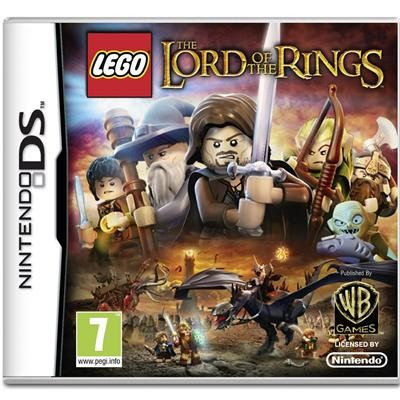 Lego Lord Of The Rings Nintendo Ds