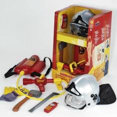 Set Accesorii Pompier - Vehicul Klein