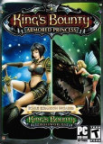 Kings Bounty Armored Princess And Crossworld Pc, Role playing, 12+, Single player, Thq