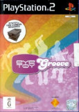 Eyetoy Play Groove Ps2