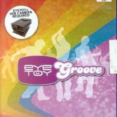 Eyetoy Play Groove Ps2 - Jocuri PS2 Sony