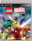 Lego Marvel Super Heroes Ps3, Actiune, 12+