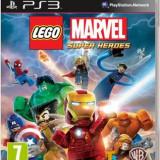 Lego Marvel Super Heroes Ps3 - Jocuri PS3, Actiune, 12+