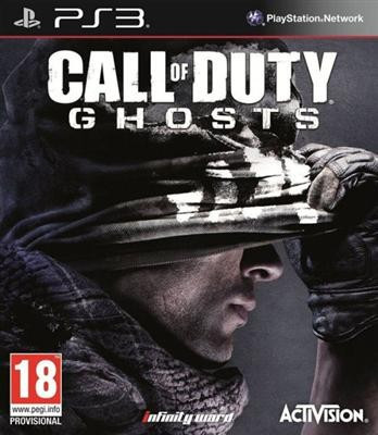 Call Of Duty Ghosts Ps3 foto mare