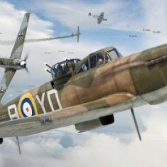 Kit Constructie Avion Boulton Paul Defiant - Set de constructie Airfix