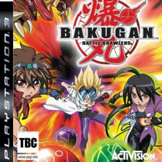 Bakugan Battle Brawlers Ps3 - Jocuri PS3 Activision