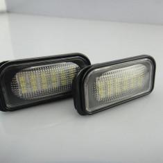 Lampa / lampi led numar LED MERCEDEZ BENZ C Class W203 Sedan 4 USI - Led auto G-View, Bmw
