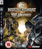 Mortal Kombat Dc Universe Ps3, Actiune, 16+