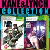 Kane And Lynch 1 And 2 Doublepack Xbox360 - Jocuri Xbox 360
