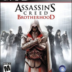 Assassin's Creed Brotherhood Ps3 - Jocuri PS3 Ubisoft, Actiune, 18+