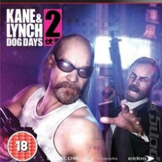 Kane & Lynch 2 Dog Days Ps3 - Jocuri PS3 Eidos, Actiune, 18+