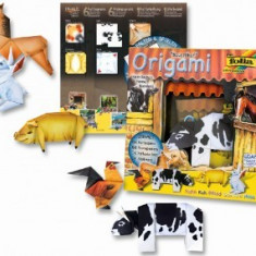 Set Origami Animale Domestice
